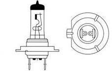 Osram Philips Bosch - H1 H4 H7 - Auto Lamp Headlight Bulbs Images