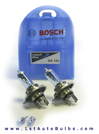 Blue Xenon Bulbs bosch