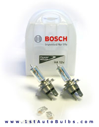 Bosch Bulbs White